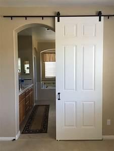 barn doors deco door and crown With 6 panel sliding barn door
