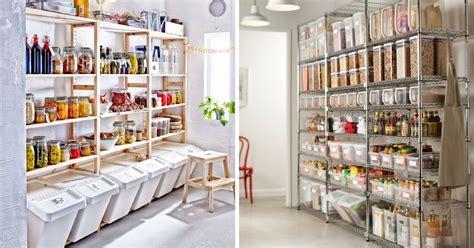 placard de cuisine but 5 idées de garde manger pratiques tendance à copier