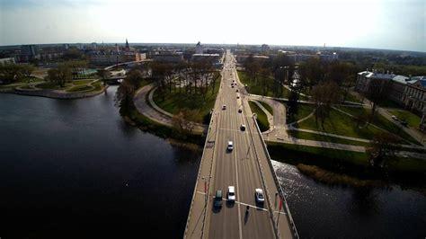 Jelgava Lielupes tilts - YouTube