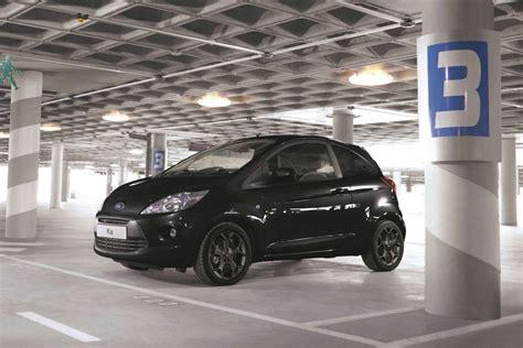 ford ka black edition ford ka 1 2 zetec black edition launch report car