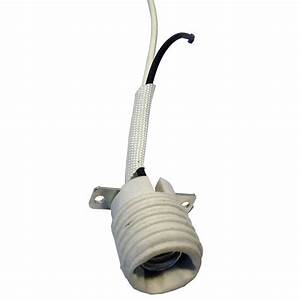 Harbor breeze watt white ceiling fan replacement lamp threaded socket