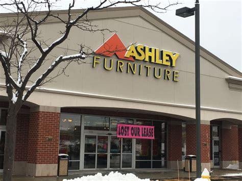 brookfield ashley furniture closing  retailer coming