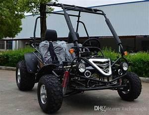 2020 200ccl Four Wheel Off Road Kart Gasoline Four Wheeled