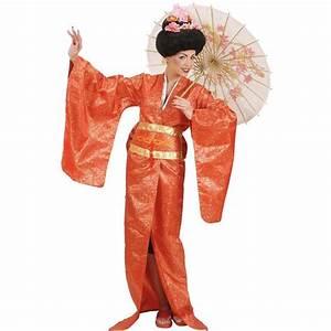 Geisha Kostüm Kinder : asiatin geisha kost m in theaterqualit t ~ Frokenaadalensverden.com Haus und Dekorationen