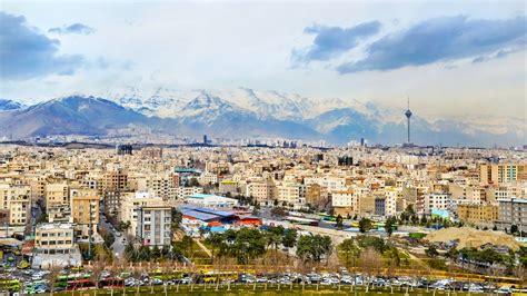 Tehran:The Capital City of Iran that Has Wonderful Tourist ...