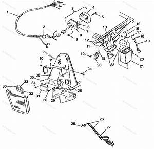 Polaris Atv 1997 Oem Parts Diagram For Electrical