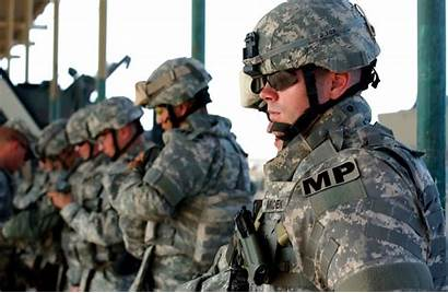 Military Police Occupation Policing Army Mp Squad