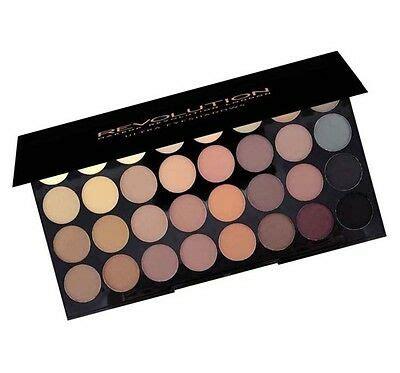 makeup revolution palette  lidschatten flawless matte ebay