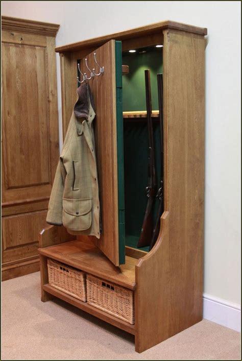 hidden wood gun cabinet homemade cabinet childcarepartnerships org