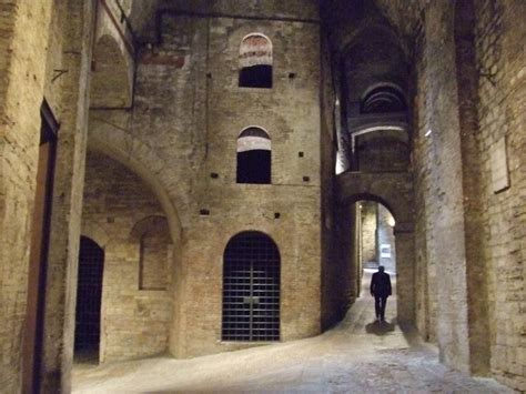 massive basement complex   rocca paolina fortress