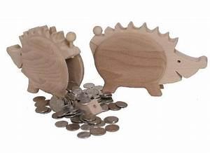 Spardose Aus Holz : holzspielzeug kinder spardose igel aus holz ein designerst ck von robinwood bei dawanda ~ Sanjose-hotels-ca.com Haus und Dekorationen