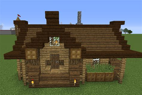medieval small house creation