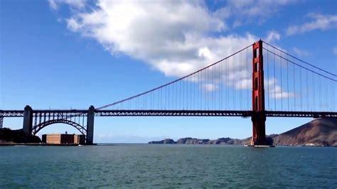 San Francisco Bridge Boat Tour escape from alcatraz to golden gate bridge boat tour in