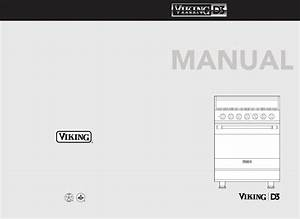 Viking Range D3 User Guide