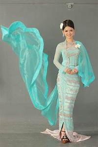 myanmar wedding dress myanmar wedding dress pinterest With thai traditional wedding dress