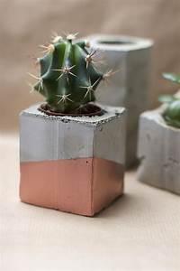 Vasen Aus Beton : diy vasen aus zement we love handmade ~ Sanjose-hotels-ca.com Haus und Dekorationen