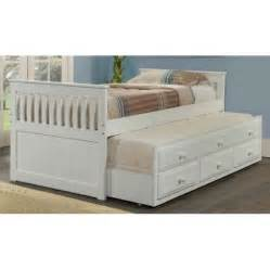 donco kids captain bed with trundle walmart com