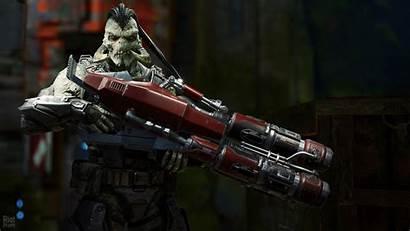 Unreal Tournament Skaarj Xbox Wallpapers Pc Shooter