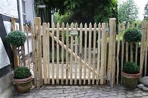 Gartentüren Aus Holz : gartent re variante 1 h he 100cm breite 100cm ~ Michelbontemps.com Haus und Dekorationen
