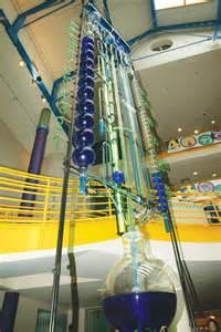 Indianapolis Children's Museum Water Clock