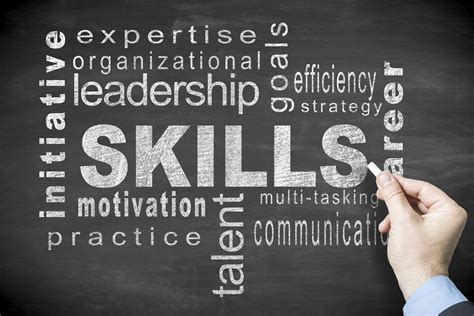 exles of the best skills to include on a resume