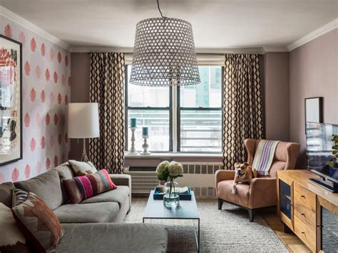15 Designer Tips for Living Large in a Small Space HGTV