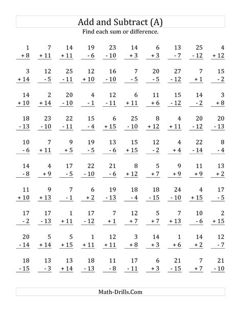 Subtraction Worksheets Using 100 Square  2 Digit Addition Worksheetssubtraction Regrouping Free