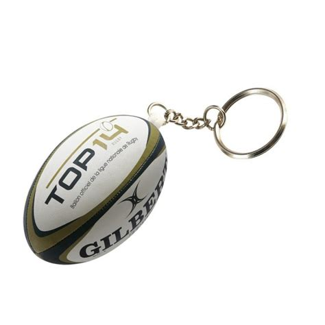 porte cl 233 ballon rugby officiel top 14 gilbert boutique rugby