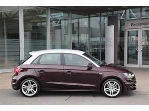 Audi A1 Garage : used audi a1 sportback 1 6 tdi s line for sale what car ref london ~ Gottalentnigeria.com Avis de Voitures