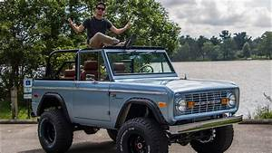 Heres Why This 1974 Ford Bronco Cost  200 000
