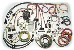 1952 Chevy Truck Wiring Harnes by 1957 Chevy Belair 210 150 Classic Update Wiring Harness