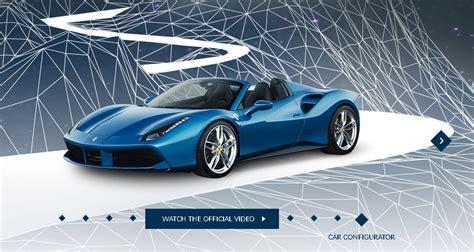 Build Your Own Ferrari 488 Spider (online)