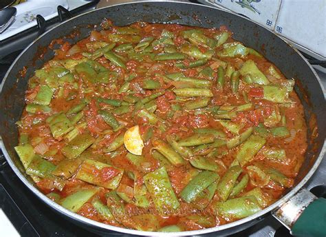 cuisiner des haricots plats comment cuisiner haricot plat