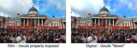film  digital   history  digital photography