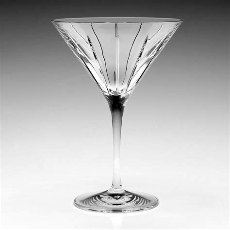 martini glass buy william yeoward crystal vesper martini glass amara