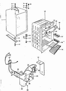 Norcold Model De-400c Refrigerator