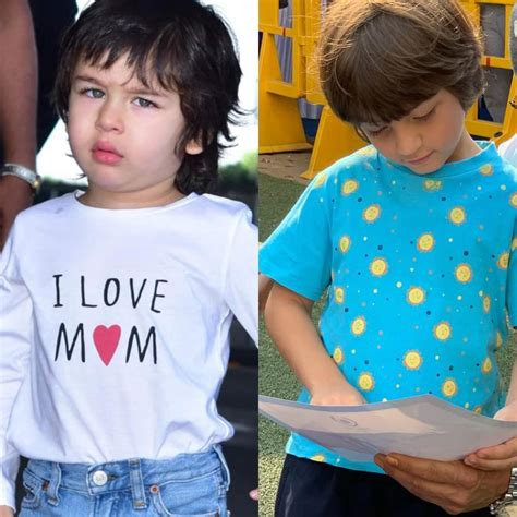 Shahrukh khan's son abram shares adorable selfie on twitter. From Taimur Ali to AbRam Khan, the unmissable pictures of THESE star kids will make your day