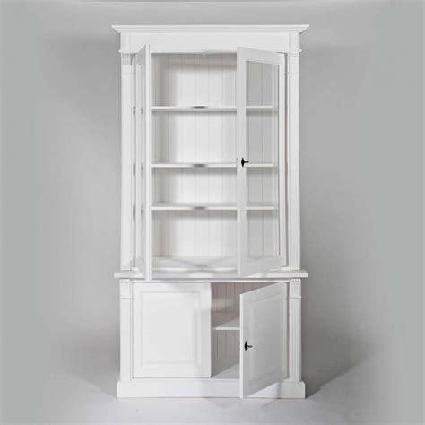 free meuble buffet vaisselier meuble vaisselier portes blanc buffet pas cher cuisine la