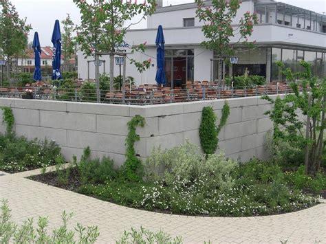 Hangbefestigung Im Garten by St 252 Tzmauer Hangbefestigung Megabloc