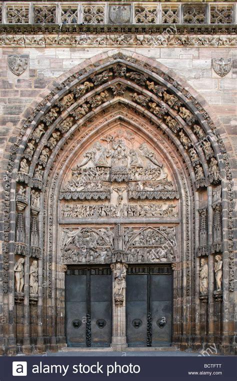 Portal Zum Erhalt Kirchen Nrws by Portal Altstadt N 252 Rnberg T 252 R Gotik Gotische Kirche St
