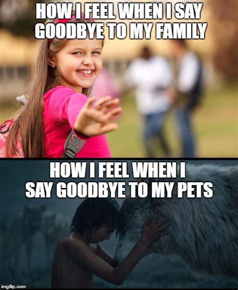 How To Say Meme - saying goodbye imgflip