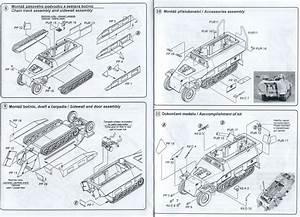 Stephen Brezinski U0026 39 S Sd Kfz 251  16 Comparison
