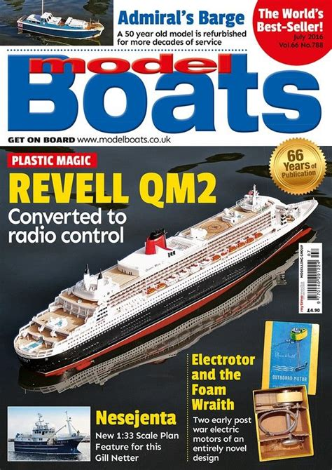 Model Boats Uk Magazine by Model Boats July 2016 Magazine Covers And Contents