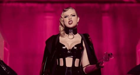 Taylor Swift Throws Major Shade At Herself In Video For