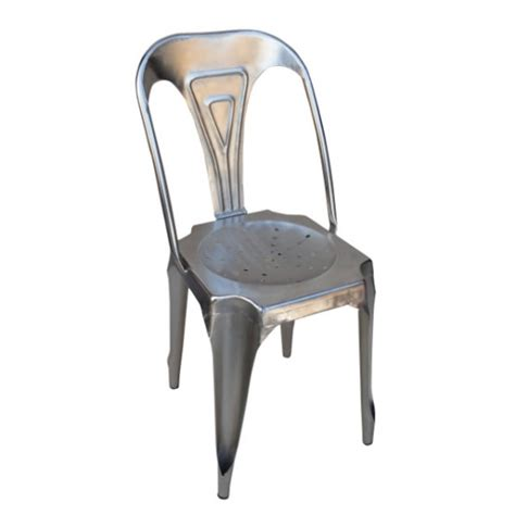 chaise bistrot metal chaise bistro en metal