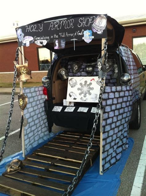 trunk or treat decorating kits 21clever trunk or treat decorating ideas yarn galore