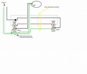 Recessed Lighting With Two Switches Wiring  Recessed  Free