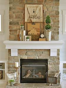 24, Best, Fall, Mantel, Decorating, Ideas, And, Designs, For, 2017