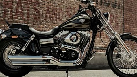 The New 2018 Harley-davidson Dyna Wide Glide Fxdwg
