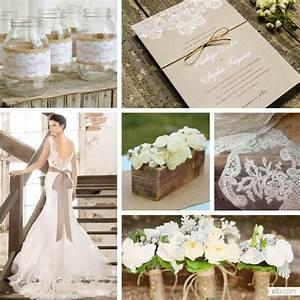 burlap and lace wedding ideas rustic lace mon mariage With salle de bain design avec décoration mariage toile de jute et dentelle